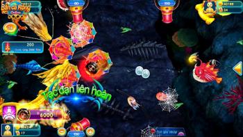 Tải game bắn cá rồng phiên bản online về máy để trải nghiệm